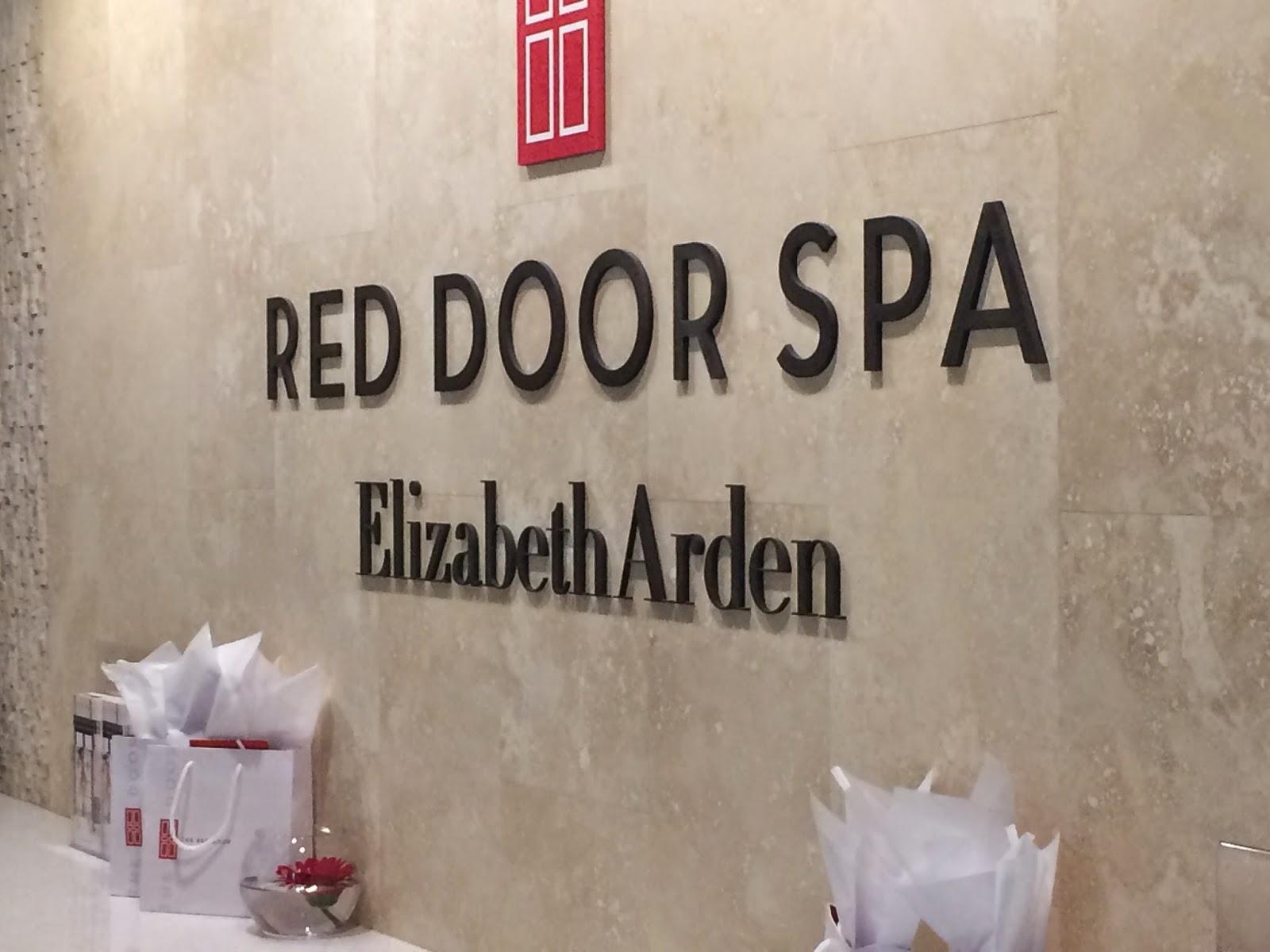 last week i hit the new red door spa in the garden city hotel for some self indulging - Red Door Spa Garden City