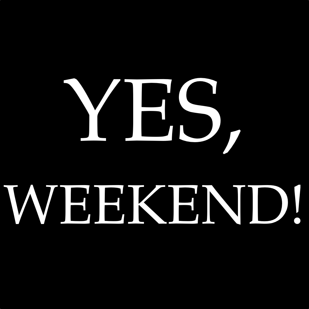 my usual weekend Топик на тему my weekend (мои выходные) on saturdays and sundays i'm free i don't go to my parents don't work either and stay at home it's saturday i get up later than usuali'm not in a.
